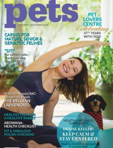 Pets Singapore – October-December 2020