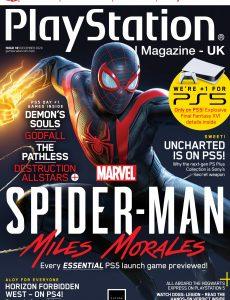 PlayStation Official Magazine UK – December 2020