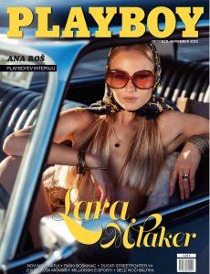 Playboy Slovenia – Oktober 2020