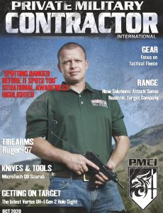 Private Military Contractor International – October 2020