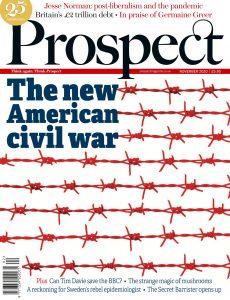Prospect Magazine – November 2020