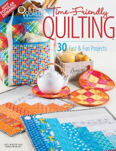 Quilter's World Special Edition – Late Winter 2020