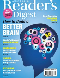 Reader's Digest Australia & New Zealand – November 2020