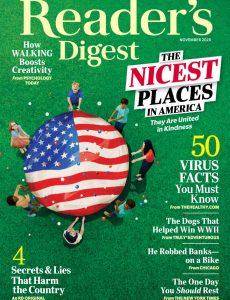 Reader's Digest USA – November 2020