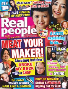 Real People – 08 October 2020