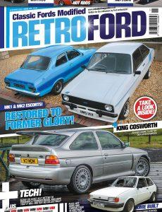 Retro Ford – Issue 176 – November 2020