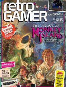 Retro Gamer UK – Issue 212, 2020