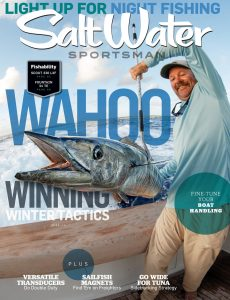 Salt Water Sportsman – November 2020