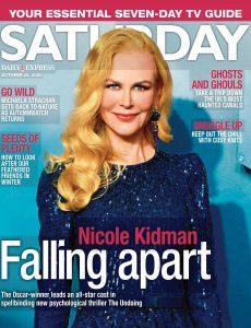 Saturday Magazine – October 24, 2020