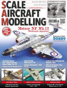 Scale Aircraft Modelling – November 2020