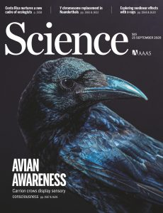 Science – 25 September 2020