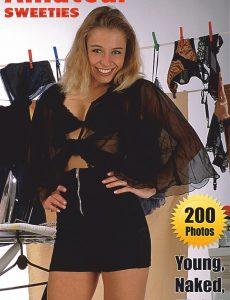 Sexy Amateur Sweeties Adult Photo Magazine – October 2020
