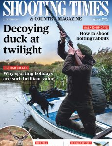 Shooting Times & Country – 21 October 2020