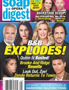 Soap Opera Digest – October 12, 2020