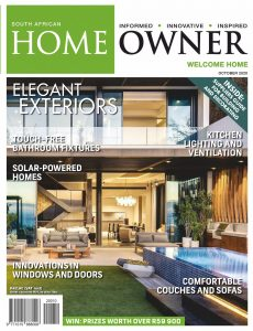 South African Home Owner – October 2020
