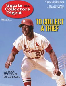 Sports Collectors Digest – October 23, 2020