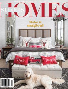 St  Louis Homes & Lifestyles – November-December 2020