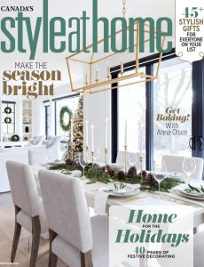 Style at Home Canada – November 2020