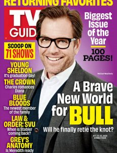 TV Guide – 12 October 2020