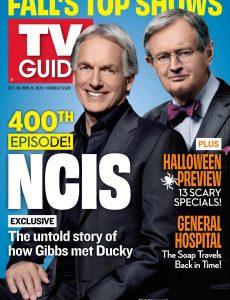 TV Guide – 26 October 2020