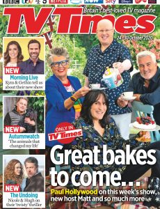 TV Times – 24 October 2020