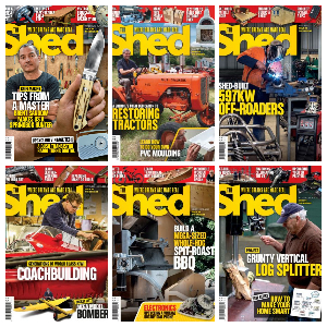 The Shed – Full Year 2020 Collection Issues