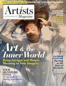 The Artist's Magazine – December 2020