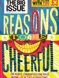 The Big Issue – October 05, 2020