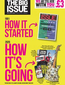 The Big Issue – October 26, 2020