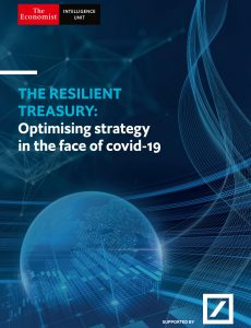 The Economist (Intelligence Unit) – The Resilient Treasury Optimising strategy in the face of cov…