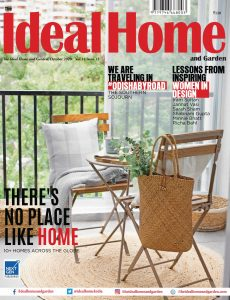 The Ideal Home and Garden – October 2020