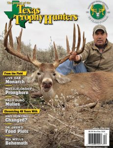 The Journal of the Texas Trophy Hunters – November-December 2020