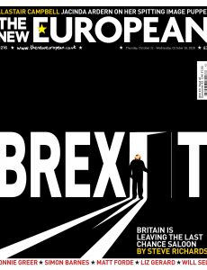 The New European – Issue 216 – October 22, 2020