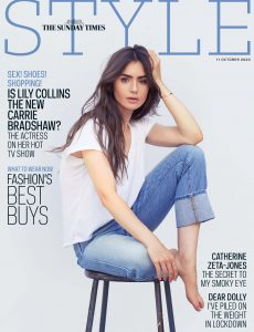The Sunday Times Style – 11 October 2020