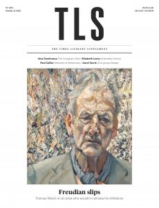 The Times Literary Supplement – 23 October 2020