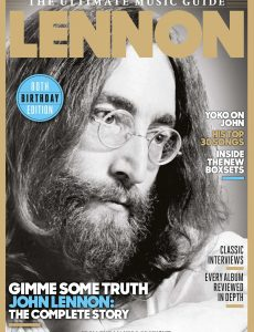 The Ultimate Music Guide – John Lennon, 2020