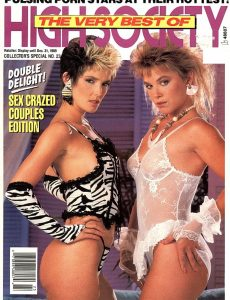 The Very Best Of High Society – December 1989