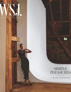 The Wall Street Journal Magazine – October 2020