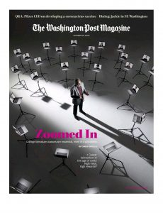 The Washington Post Magazine – 25 October 2020
