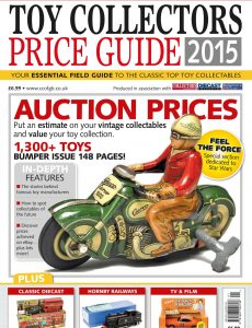 Toy Collectors Price Guide – Price Guide 2015, Issue 01, 2020