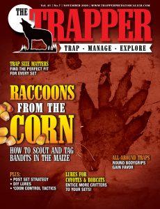 Trapper & Predator Caller – November 2020
