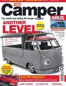 VW Camper & Bus – December 2020