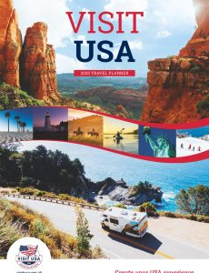 Visit USA Travel planner 2020
