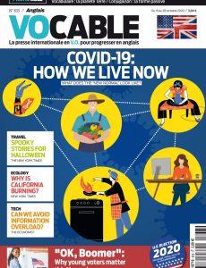 Vocable Anglais – 15 Octobre 2020