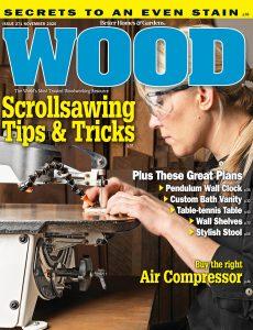 WOOD Magazine – November 2020