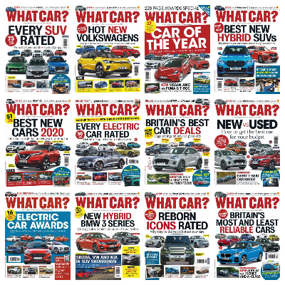 What Car UK – Full Year 2020 Issues Collection