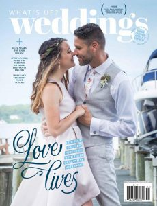 What's Up Weddings – Fall-Winter 2020