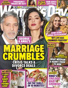 Woman's Day New Zealand – October 26, 2020