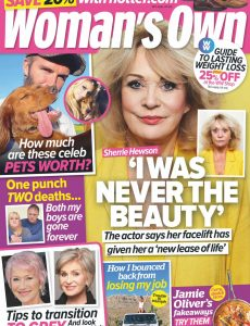 Woman's Own – 26 October 2020