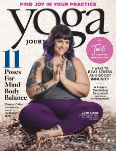 Yoga Journal USA – November 2020
